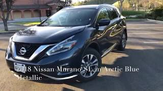 2018 Nissan Murano SL Review