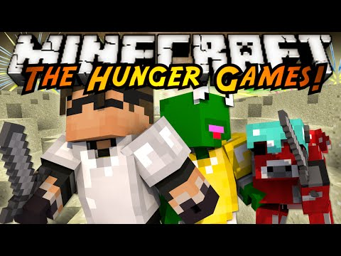 Minecraft Hunger Games : THE LEGEND OF PACO!