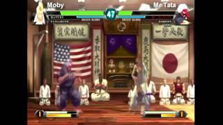 Melhor de 50 na KOF XIII Moby vs Mr Tata