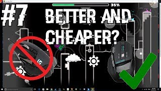 BETTER AND CHEAPER G502 PROTEUS ALTERNATIVES? BEST MICE FOR GD? GD Science #7 - Featuring Zaliuks