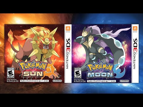 Pokemon Sun and Moon Countdown: 220 Days Left