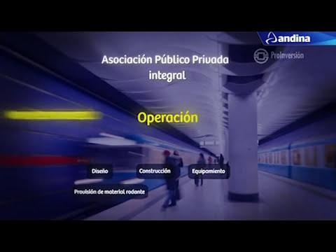 Así será el futuro Metro subterráneo de Lima
