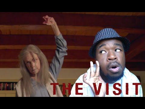 The Visit Film Review - The Critic on Camera