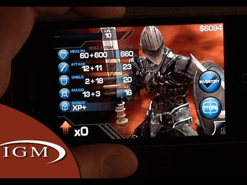 Infinity Blade for iphone/iPod touch