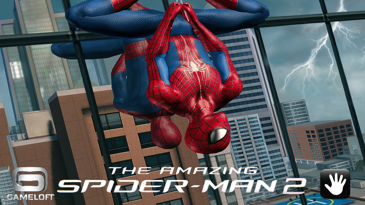 The amazing spider man 2 game trailer