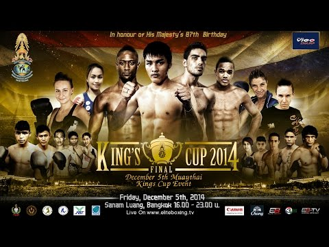 Kings Cup Muay Thai 2014 Trailer