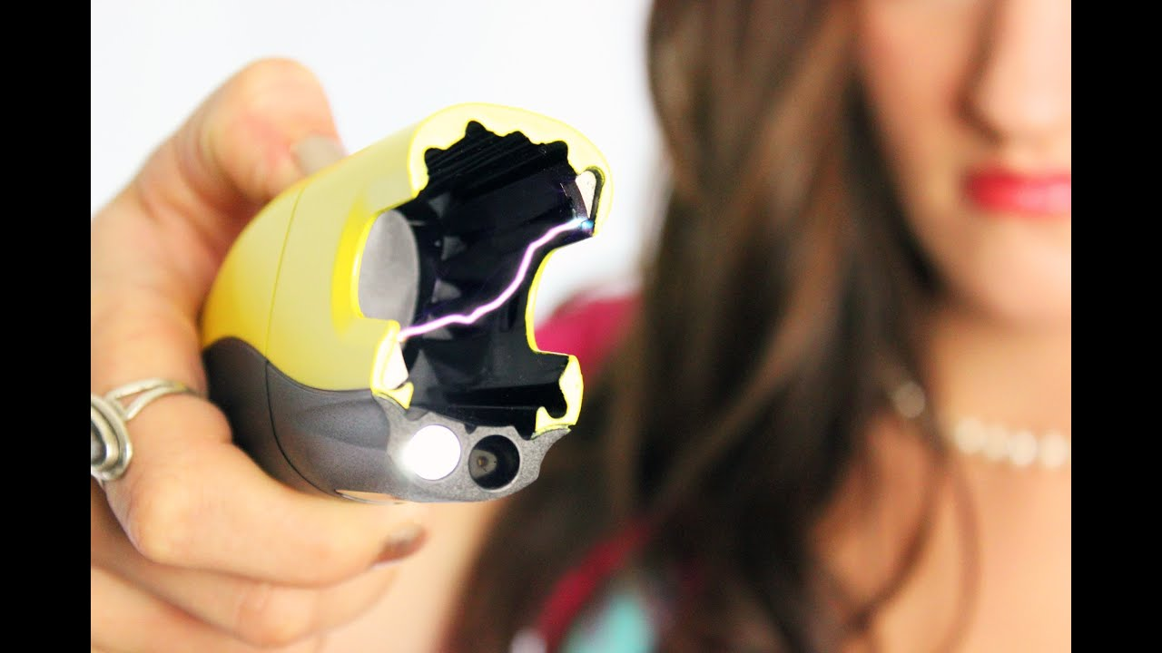 Электрошокер для девушек фото