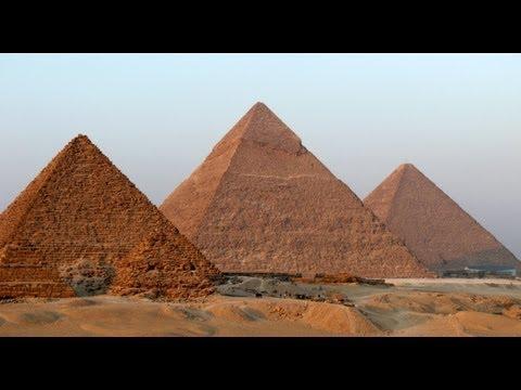 اهرامات الجيزه في مصر - Egypt Pyramids jiza