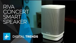 Riva Concert Smart Speaker Review: Step aside Sonos, this is the best smart speaker you can buy