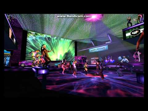 Utherverse Club EXCESS - Light Environment Tech Demo