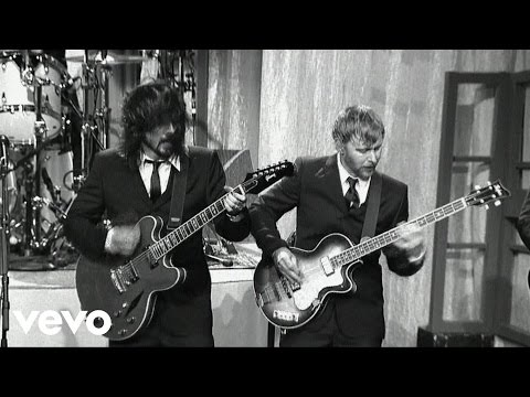 Foo Fighters - Rope (Live @ Letterman)