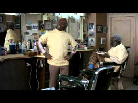 Coming To America Barbershop Clip...