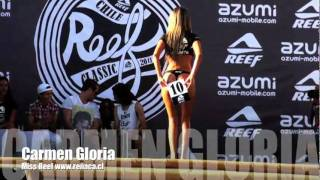 MISS REEF 2011  CHILE  2011