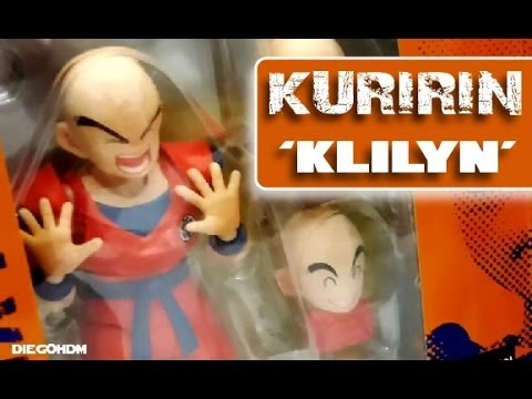 S.H Figuarts KURIRIN (Klilyn) Dragon Ball Z Review / DiegoHDM