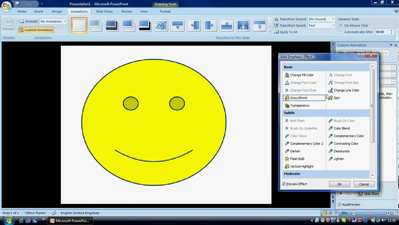 Create a custom PowerPoint template - The Creative Edge