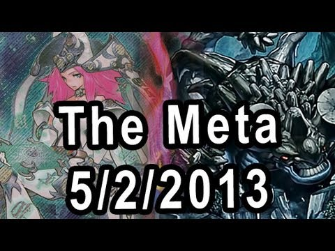 What The Meta Looks like 5-2-13