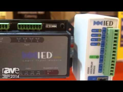ISE 2014: IED Presents a POE-Based Small Amplifier Series