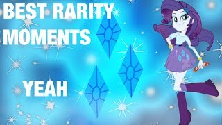 EQUESTRIA GIRLS BEST MOMENTS OF HUMAN RARITY