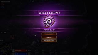 StarCraft 2: 15 HATCH WIN CLIP!