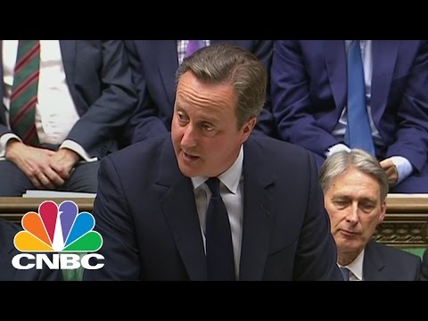 British Prime Minister David Cameron: What This Vote Means | CNBC