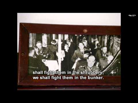 Hitler and Mannerheim 1/2 - Hitler visits Finland