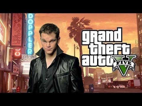 GTA 5 Next Gen - Matt Damon