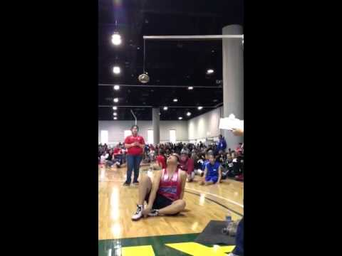 Native Youth Olympics 2012 – Alaska High Kick – Boys