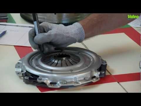 Kit 4 Piezas. solución de Valeo para reemplazar el volante Bimasa de Equipo Original