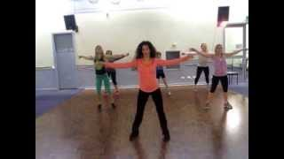 United By Keren Zumba Choreo Wana Be Startin Something