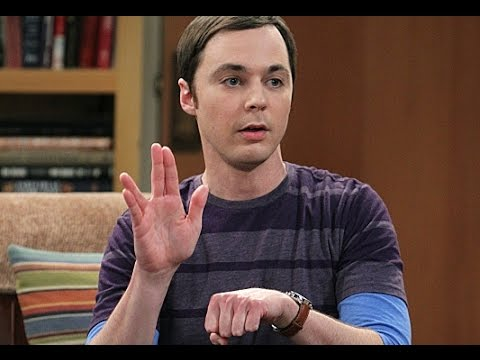 """Best moments of Sheldon Lee Cooper from """"The Big Bang Theory"""""""