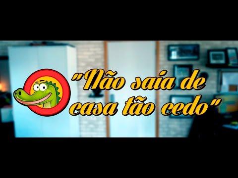 VLOG - NÃO SAIA DE CASA TÃO CEDO Vídeos de zueiras e brincadeiras: zuera, video clips, brincadeiras, pegadinhas, lançamentos, vídeos, sustos