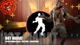 Hot Marat - Fortnite Emote | (Download Music, Sound, Mp3, Mp4) [NEW] [FREE]