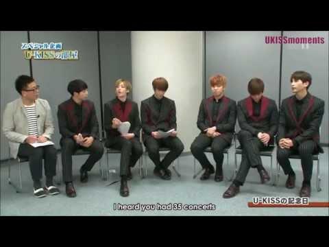 [ENG SUB] 150120 U-KISS Interview by Hoon, Kevin & Jun MC
