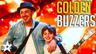 5 GOLDEN BUZZER Auditions on Britain's Got Talent 2018 | Got Talent Global