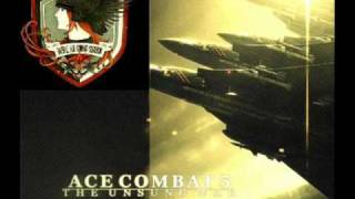 Ace Combat 5: The Unsung War- Razgriz Theme