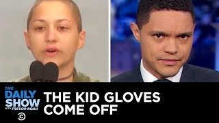 The Kid Gloves Come Off | The Daily Show