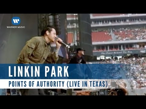 Linkin Park - Points Of Authority (live In Texas) video