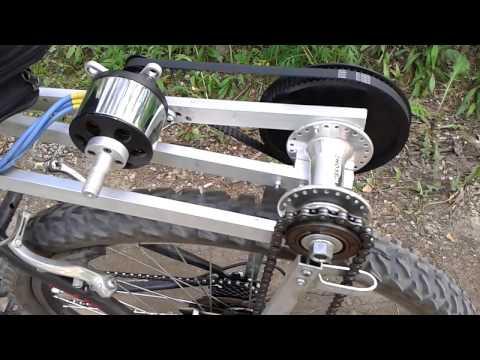 Своими руками электродвигатель для велосипеда