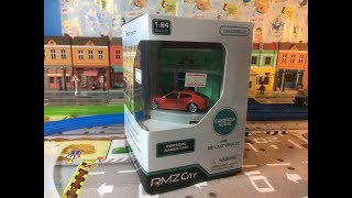 unboxing RMZ City Diorama (01099)