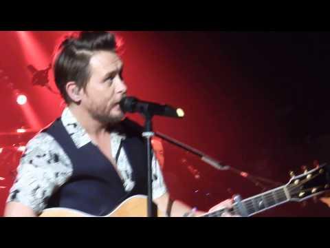 Mark Owen - Take That - Four Minute Warning - Warchild 23/2/2015