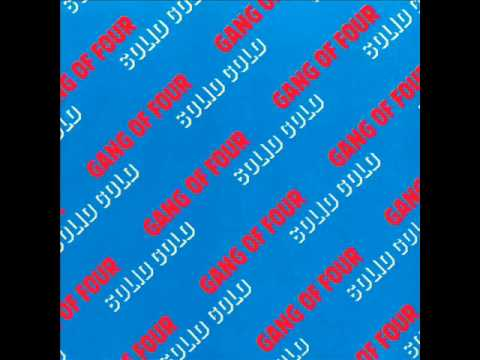Gang Of Four - Solid Gold [1981, FULL ALBUM + bonus tracks]