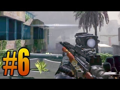 Ghosts 5 KD Challenge Episode 6 - Breaking a 5! (Call of Duty: Ghost PS4 Playstation 4)