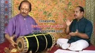 Guruji TVG - Art of Mrdangam