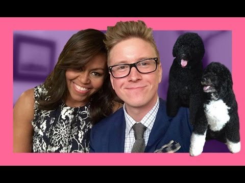 White House Party (ft. Michelle Obama & Pups) | Tyler Oakley