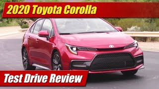 2020 Toyota Corolla: Test Drive Review
