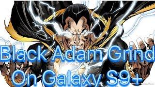 injustice 2 mobile Black Adam grind