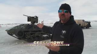 Ripsaw the Real Deal behind the Scenes Fast and Furious 8