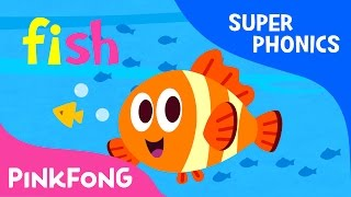 sh | Selfish Fish |  Super Phonics | Pinkfong Songs for Children