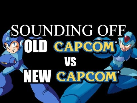 Sounding Off: Mega Man & Old Capcom VS New Capcom