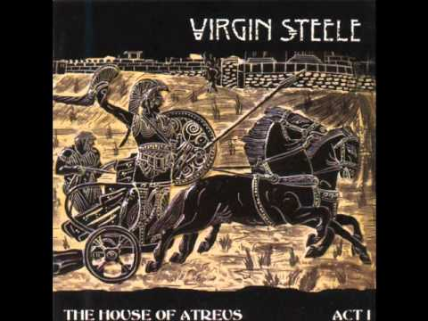 Virgin Steele - Great Sword Of Flame
